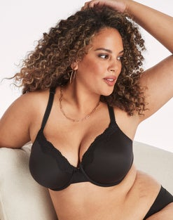 Comfy Soft Full Coverage Underwire Bra