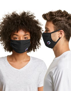 Adult Cotton Wicking Face Mask