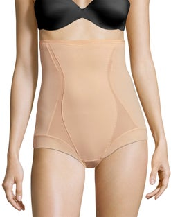 High Waist Brief with Cool Comfort® and Anti-Static