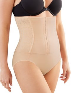 Waist Cinching Brief with Cool Comfort® and Anti-Static