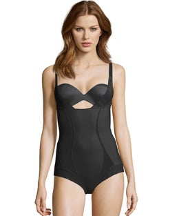 Open Bust Body Shaper with Cool Comfort® and Anti-Static