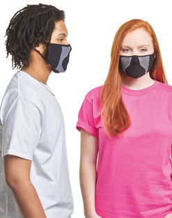 Hanes Signature Stretch-To-Fit Masks, 60-Pack