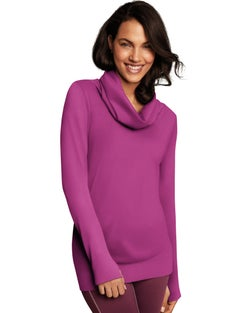 Sport Baselayer Thermal Cowl Neck Tunic