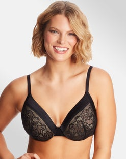 Everyday Full Coverage Cushioned Underwire Bra