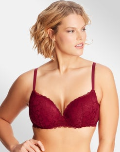 Lace Push Up Underwire