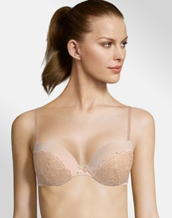 Natural Boost Push Up Underwire Bra